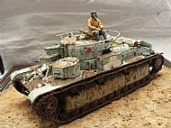 Soviet T-28 Heavy Tank