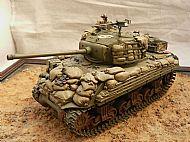 US M4A3 76mm Sherman Tank