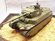 US M6A1 Prototype Heavy Tank