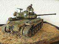 US M26 Pershing Tank