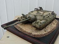 USA WW II T28 Super Heavy Tank