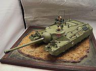 US T28 Prototype Super Heavy Tank