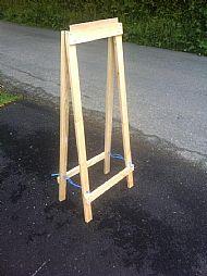 Baseboard legs