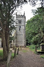 From the Lych Gate