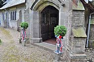 Porch and Entrance