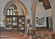 Across the Nave to the Vestry
