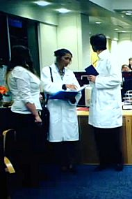Biochemist - Derren Brown Special: Fear and Faith