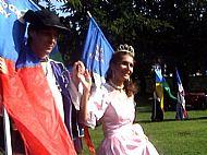 Catherine De Braganze - Dover Pageant 2008