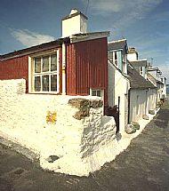 Harold Hossack's house, Gordon's Lane