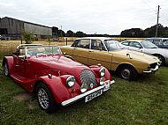 Cars & Bikes in the field July 2019