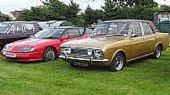 cars in the field 2015