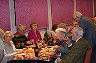 The Lovely Christmas Buffet
