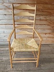 Completed Armchair