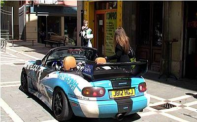 bugsplat films motorsport filming mazda mx5