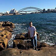 Ben Nicolson - Australia