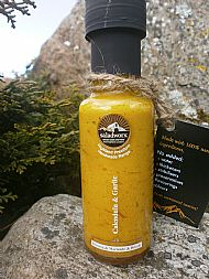 Calendula and Garlic Dressing/Marinade/Drizzle