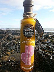 Hebridean Seaweed and Grapefruit Dressing/Marinade/Drizzle