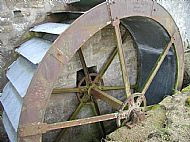The Water Wheel as used in our logo