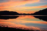 Sunset Lochcarron
