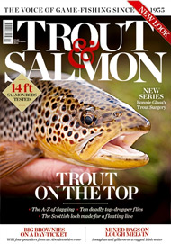 trout & salmon september 2014 cover