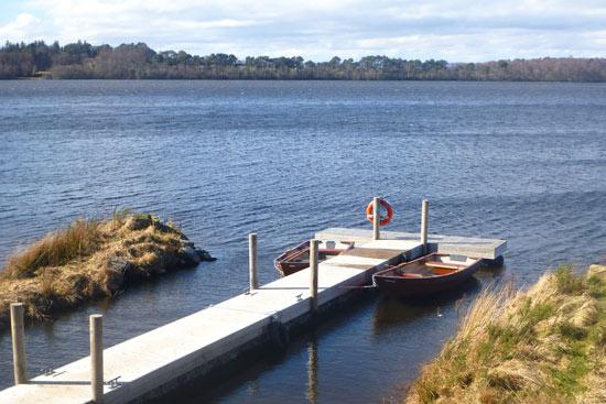 mounteagle boat jetty, loch eye