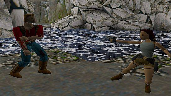 Survivor Reborn Tomb Raider 1