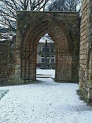Kilwinning Abbey January 2015.