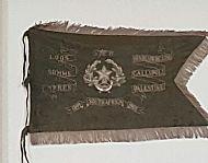 5/8th Battalion standard.