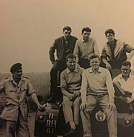 Stuart and the Lads.