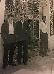 Nairobi 17/5/58.