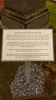 Lanark Conventicle.
