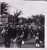 Cadet Parade.