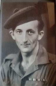 Rifleman George Woods.