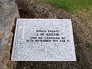 James Murray Adrian Kilwinning.
