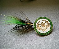 Flamethrower Salmon Fly.