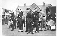 Cameronian Band Lanark.