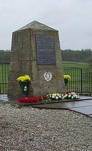Memorial Cairn.