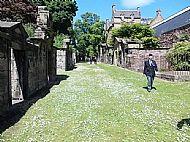 Covenanters Prison Greyfriars.