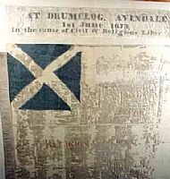 Covenanter Banner Drumclog