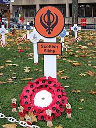 Glasgow Garden of Remembrance.