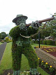 Green Man Kilwinning.
