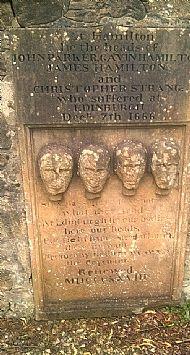 Hamilton Heads Memorial.