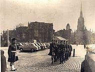 1965 Edinburgh, passing a Gordon.