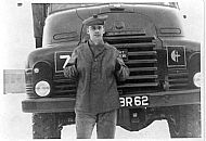 Elizabeth Barracks Jan 61.