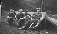 Camp out Sennelager 1962