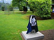 Cameronians Dunkeld New Memorials.