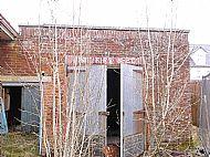 Winston Barracks Fire Hut 2014.