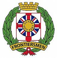 Legion of Frontiersmen badge