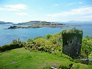 Dunollie Castle