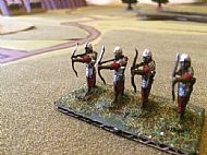 Early Imperial Roman Auxiliary Archers